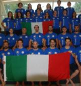 Squadre Italiana e Femminile di RUGBY SUBACQUEO