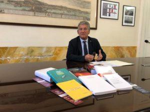Domenico Ciruzzi, presidente Premio Napoli