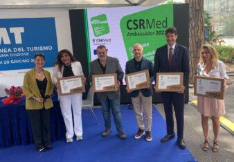CSRMed Ambassador 2021 - premiati