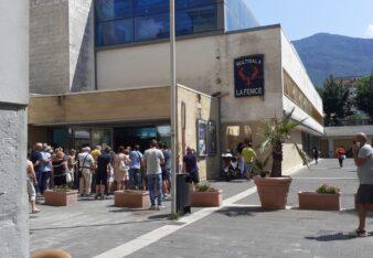 centro vaccinale Pagani